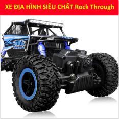Hình ảnh Xe ô tô điều khiển từ xa Rock Through 4WD tỉ lệ 1:18 siêu chất