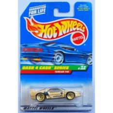 Giá Bán Xe O To Mo Hinh Tỉ Lệ 1 64 Hot Wheels Sieu Xe Ferrari F40 Dash 4 Cash Series 2 4 Vang Mới Rẻ