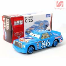 Mã Khuyến Mại Xe O To Mo Hinh Tomica Disney Cars Ch*ck Hicks 98 Box Tomica Mới Nhất