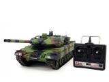 Bán Xe Tăng Điều Kiển Từ Xa Leopard 2A5 Chlb Đức 1 24 Heng Long Có Thương Hiệu
