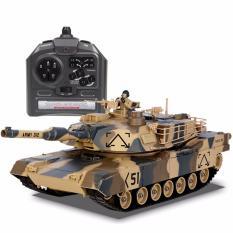 Xe Tank Điều Khiển Từ Xa Bắn Đạn Nguyên