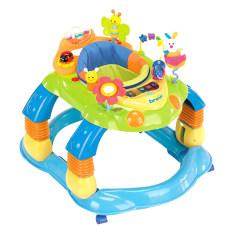 Xe tập đi có đồ chơi 3 in 1 BREVI Giocagiro BRE551