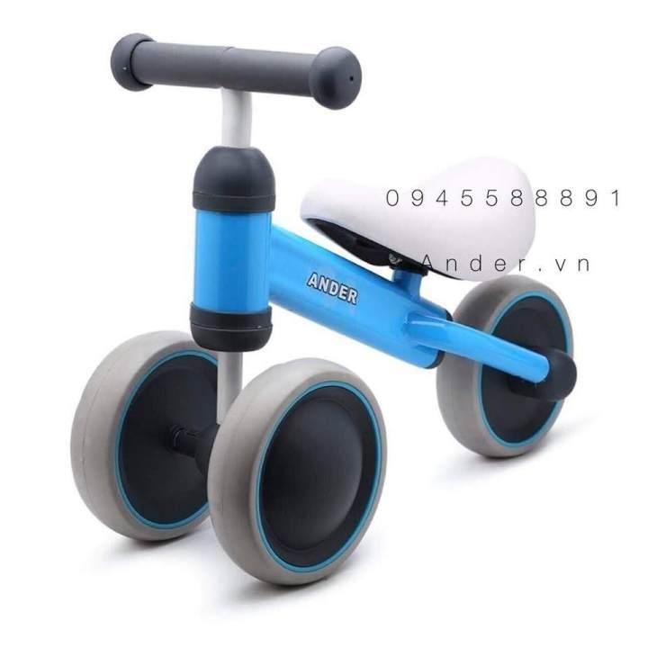 Xe thăng bằng Ander mini 3 bánh màu xanh dương