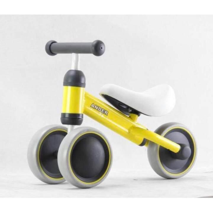 Xe thăng bằng Ander mini màu vàng