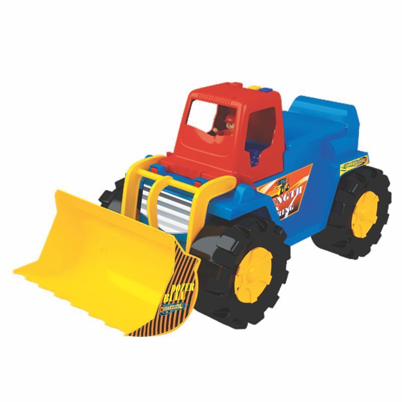 Xe ủi đất chứa đồ chơi biển Nhựa Chợ Lớn An Toàn cho bé