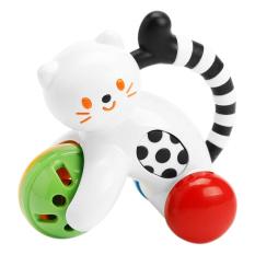 Xúc Xắc Mèo Con Toyroyal 3331 (Trắng) Giá Rẻ Bất Ngờ