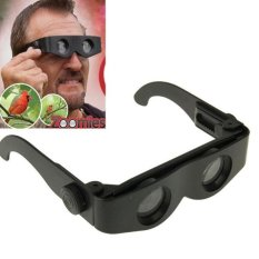 Hình ảnh Zoomies 400% Magnification Magnifying Headband Magnifiers Glasses Telescope - intl