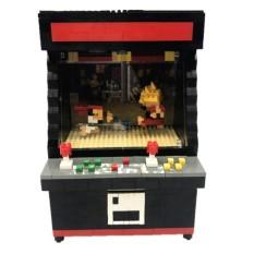 Hình ảnh ZRK Arcade Trò Chơi đối Máy DIY Kim Cương Mini Xây Dựng Nano Khối Đồ Chơi-quốc tế