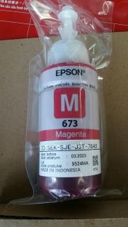 Mực 673 Epson màu đỏ M(cho L800 805 L1800) bóc máy thumbnail
