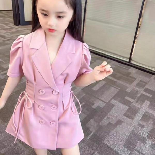 Giá bán Đầm cho bé gái mùa hè cực đẹp, váy bé gái 1 đến 10 tuổi kiểu dáng Hàn quốc, thiết kế dây rút eo cực sang chảnh, chất mát mềm mịn, thấm hút mồ hôi tốt, thoải mái vui chơi mùa hè.