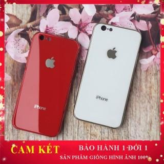 Ốp lưng kính cường lực cho iPhone 6 Plus 6S Plus thumbnail
