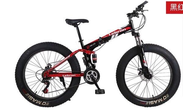 Mua Xe đạp thể thao bánh béo khung gấp, 2 phuộc cho người lớn