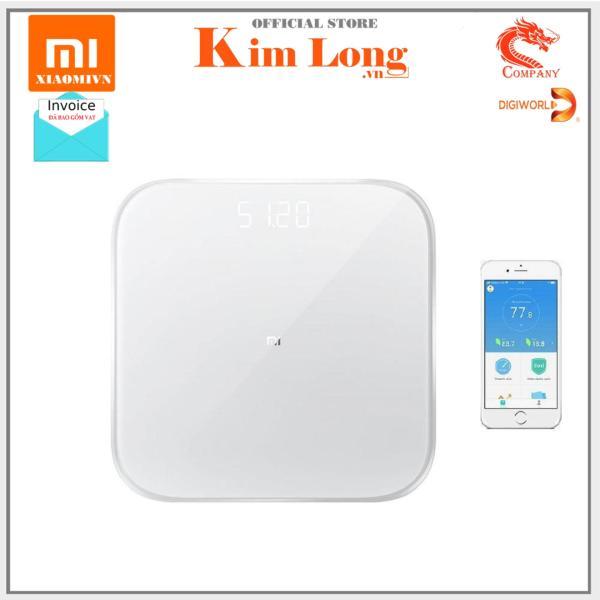 Cân thông minh Xiaomi Mi Smart Scale 2 - Hãng phân phối