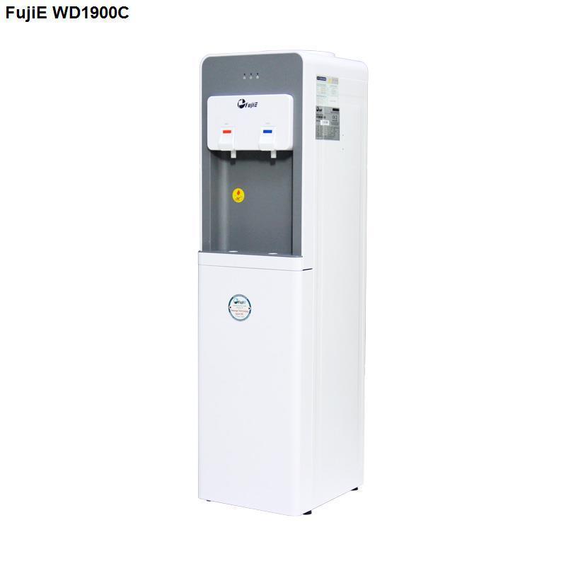 Giá Cây nước nóng lạnh cao cấp FujiE WD1900C (làm lạnh Block) bảo hành 2 năm Điện máy
