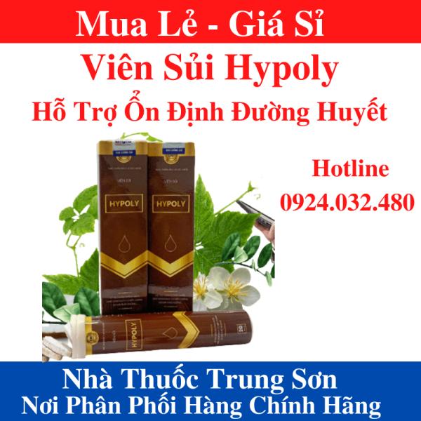 VIÊN SỦI HYPOLY- CHÍNH HÃNG - TS001
