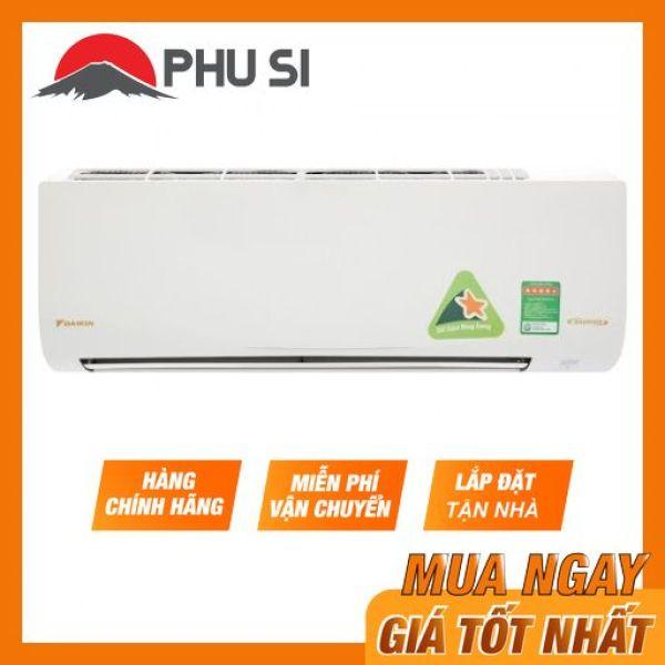 [Trả góp 0%]Máy lạnh Daikin Inverter 2 HP FTKQ50SAVMV