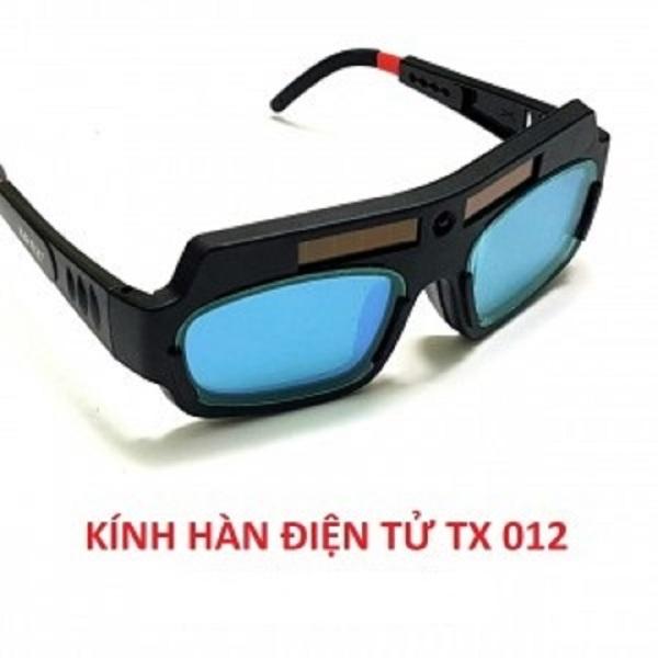 Kính hàn điện tử TX012 độ nhạy cực cao bảo vệ mắt tốt; Kính hàn cảm biến TX-012, Kính hàn điện tử siêu nhạy