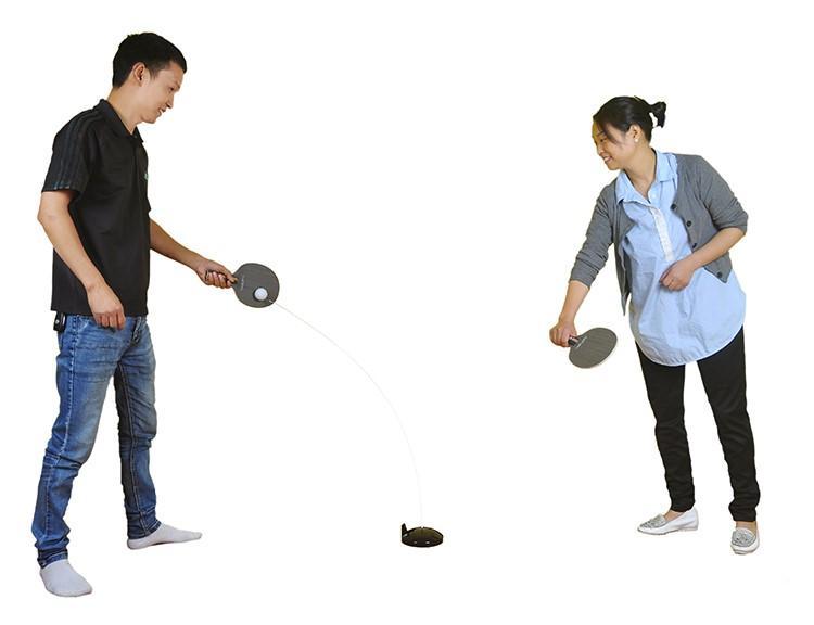 Bộ chơi bóng bàn tự động EZ BALL - THỂ THAO HIỆN ĐẠI THỜI 4.0 - 2