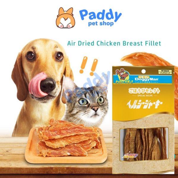 Gà Sấy DoggyMan Snack Cho Chó