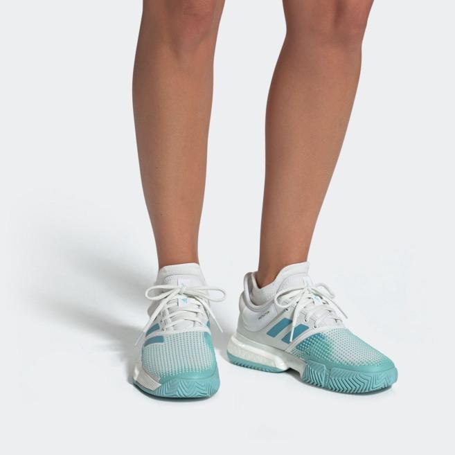 Tennis Adidas SoleCourt Boost W MC - G26301 giá rẻ