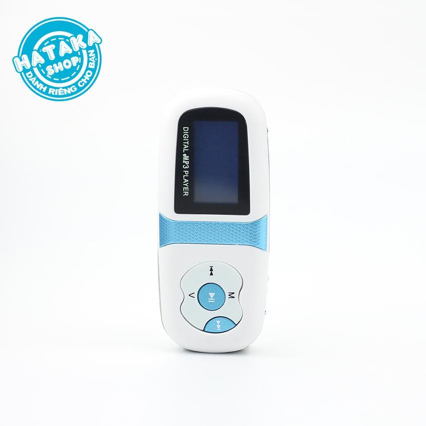 [Nhập ELAPR21 giảm 10% tối đa 200k đơn từ 99k]Máy nghe nhạc mp3 bàn phím hình Qủa Táo màn hình LCD tặng tai nghe và dây sạc