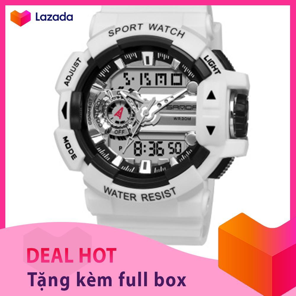 Đồng Hồ Thể Thao Nam Sanda P599 Điện Tử Chống Nước Chuẩn 30m - Unipro Store bán chạy