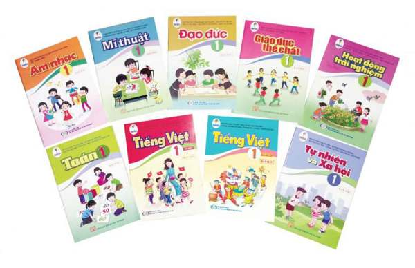 Mua Bộ Sách Giáo Khoa Cánh Diều Lớp 1 (Bộ 9 Cuốn) - Bộ Sách Giáo Khoa Xã Hội Hóa Đầu Tiên Của Việt Nam