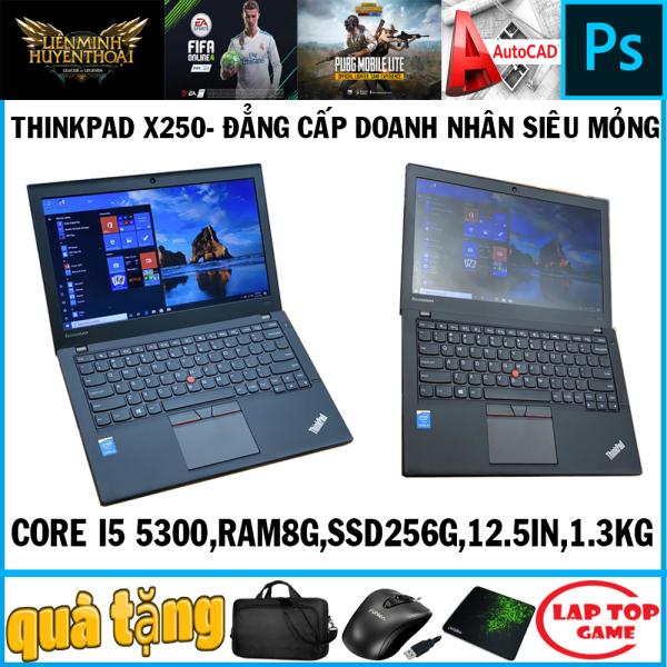 Bảng giá siêu mỏng nhẹ dành cho doanh nhân lenovo thinkpad x250 Phong Vũ