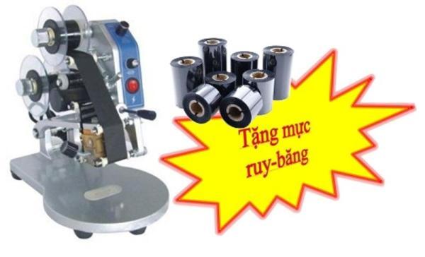 Bảng giá Máy in date, máy in hạn sử dụng dy-8 tặng 1 cuộn mực theo máy Phong Vũ