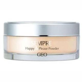 Phấn phủ dạng bột siêu mịn, kiềm dầu Geo Lamy Happy Please Powder 25g - Hàn Quốc thumbnail