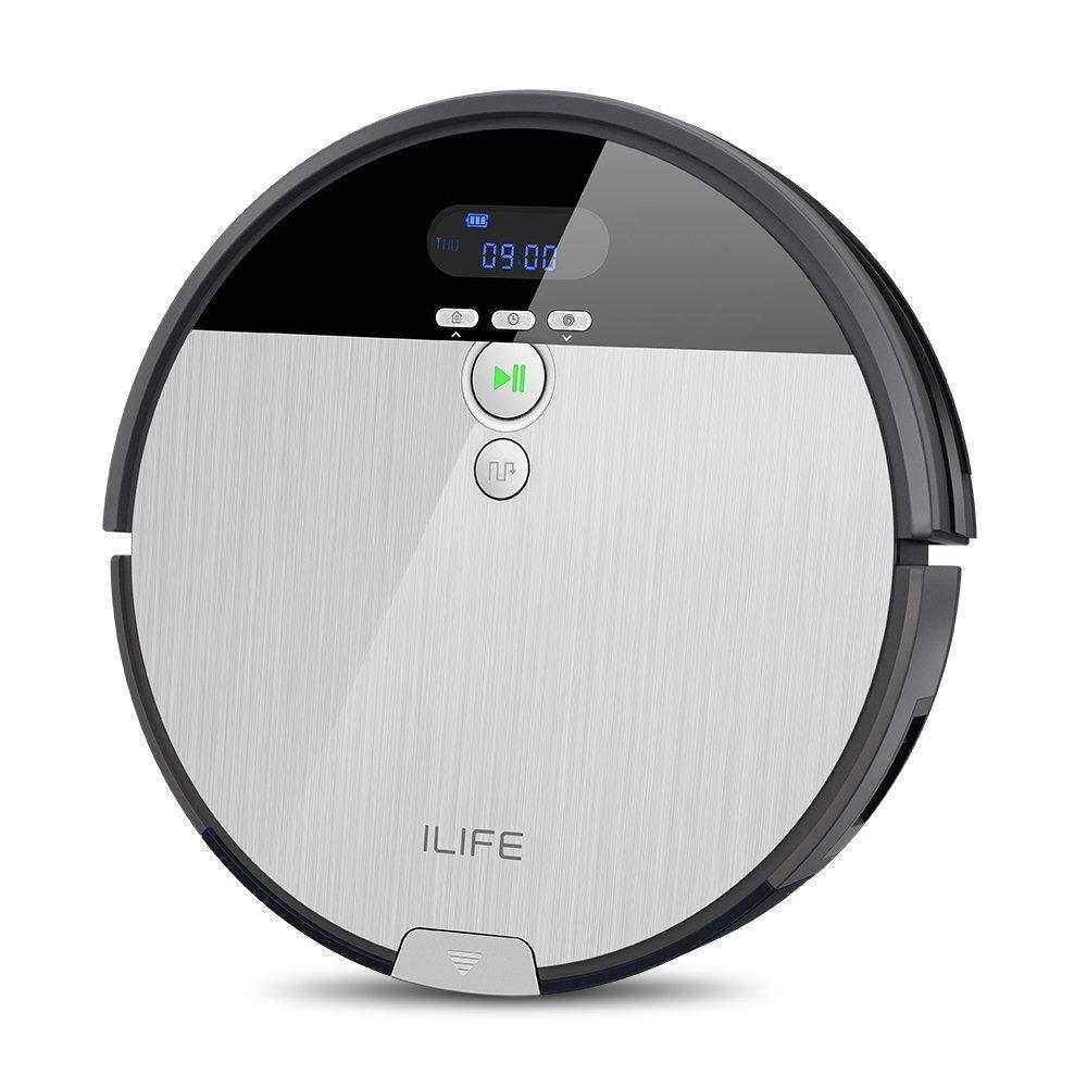 Robot Hút Bụi ilife V8S phiên bản quốc tế bán chạy hiện nay