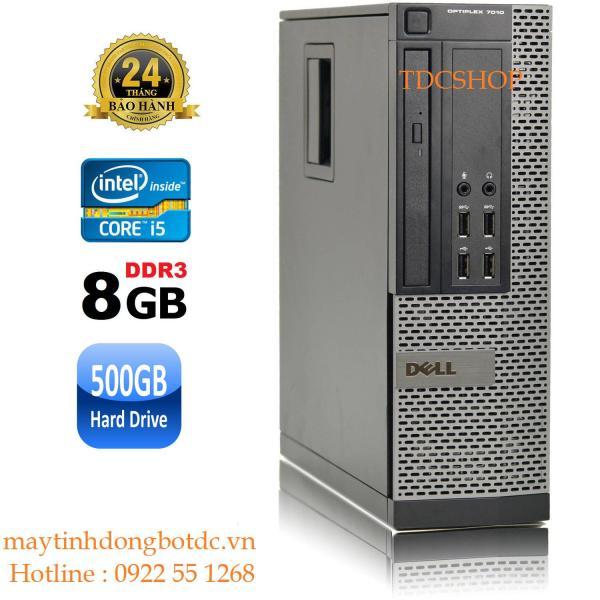 Bảng giá Case máy tính DELL optiplex 9010 core i5 3470, ram 8gb, ổ cứng HDD 500gb. Bảo hành 2 năm. Phong Vũ