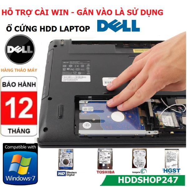 Bảng giá HDD LAPTOP DELL SATA 2.5 INCH  THÁO MÁY BH 12 THÁNG Phong Vũ