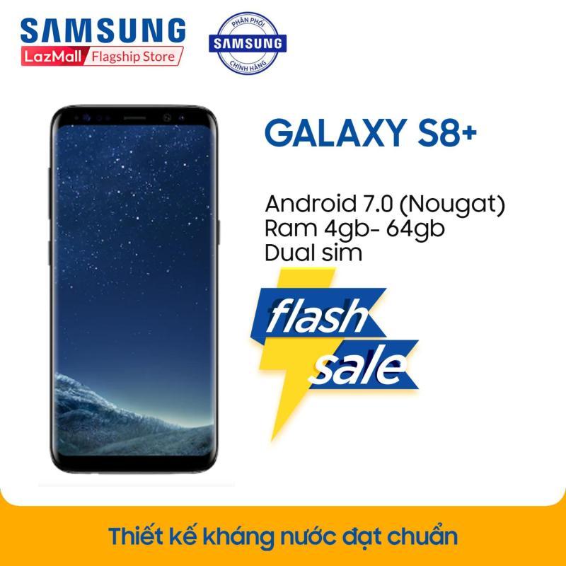 Samsung S8+ - 4GB RAM - 64GB ROM - 6.2 inch -  - Android điện thoại thông minh