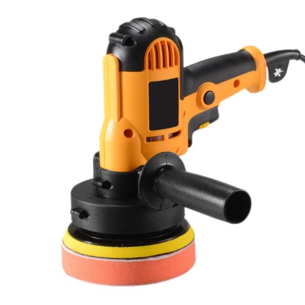 700W 220V Car Electric Polishing Buffing Waxing Machine Polisher+Accessories Kit EU Plug