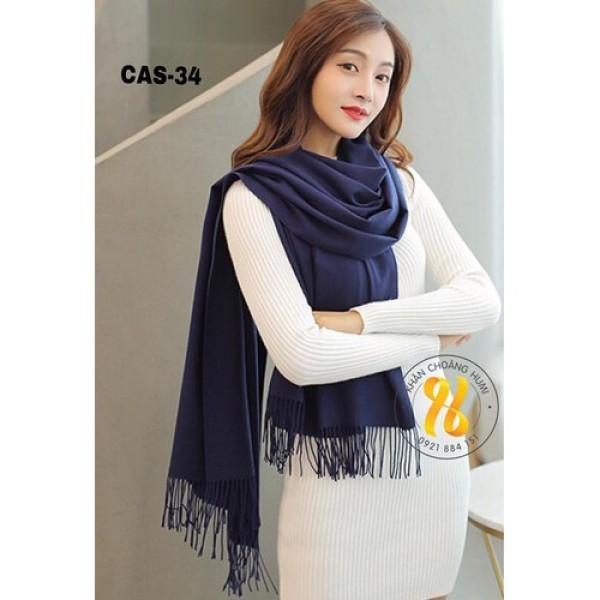 Khăn len thời trang Cao Cấp, khăn quàng cổ phong cách Hàn Quốc