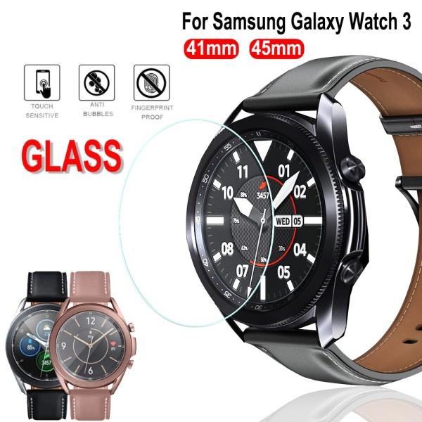 Kính Cường Lực Đồng Hồ Samsung Galaxy Watch 3 41MM/ 45MM
