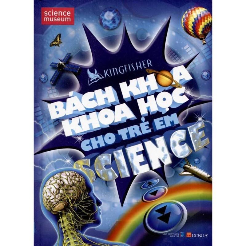 Sách Bách khoa khoa học cho trẻ em