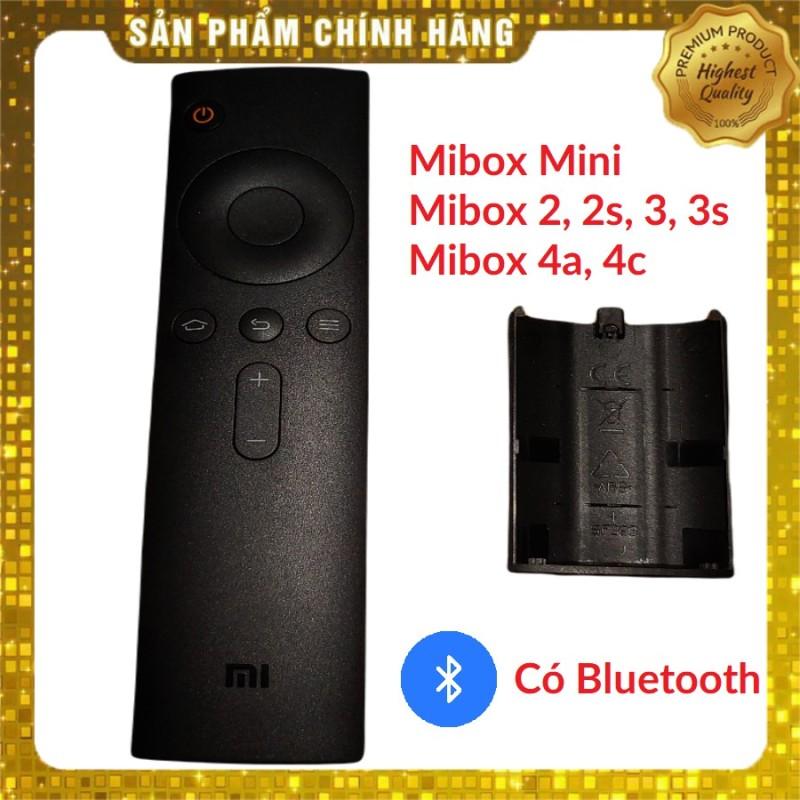 Bảng giá Điều khiển Xiaomi Mi box Mini đen, 3c, 3s, 4a, 4c (Kết nối Bluetooth)