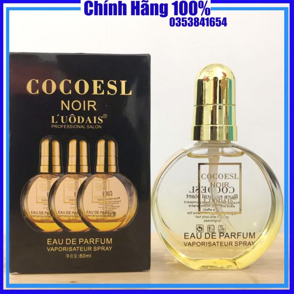 ✅[Tinh dầu LUODAIS- CHÍNH HÃNG ]Dầu dưỡng tóc luodais hương nước hoa - L'UÔDAIS CLASSIC 80ml
