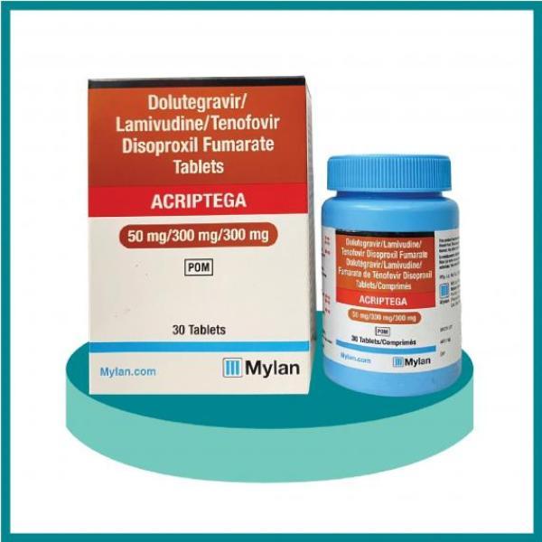 ARV / chóng HIV / ngừa HIV/ hỗ trợ người nhiễm  HIV/ ACRIPTEGA
