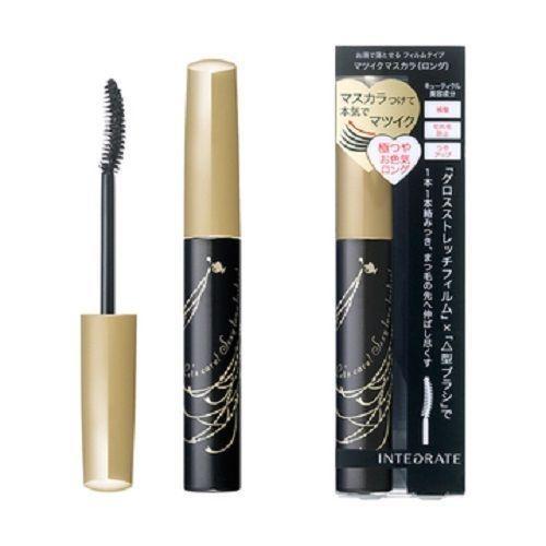 Mascara Làm Dày Và Dài Mi Shiseido InteGrate Sexy Long 7g - Nhật Bản (Đen) Siêu Khuyến Mại