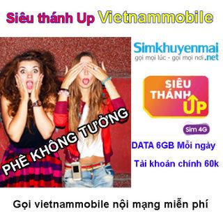 Siêu thánh sim Vietnamobile 6GB mỗi ngày gọi nội mạng miễn phí thumbnail