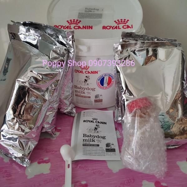 Royal Canin Babydog Milk Puppy Formula Sữa Royal Canin Cho Chó Gói Thiếc 400 Gram
