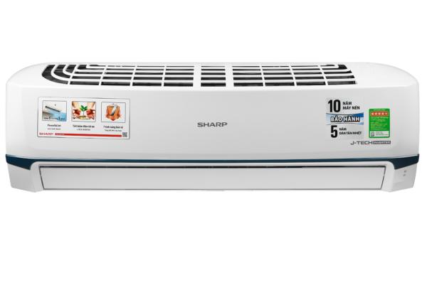 [HCM][Trả góp 0%]Máy lạnh Sharp Inverter 2 HP AH-X18XEW 2020 Lọc bụi kháng khuẩn khử mùi:Lưới bụi polypropylene Chế độ làm lạnh nhanh:Powerful Jet Chế độ gió:Điều khiển lên xuống tự động trái phải tùy chỉnh tay