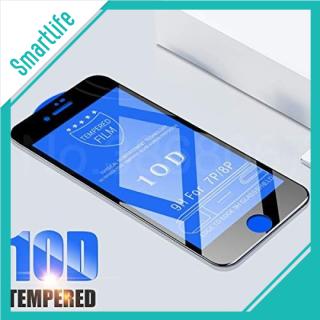 Kính Cường Lực Iphone 10D FULL MÀN đủ mã Iphone 6 6s 6 Plus 6sPlus 7 8 7 Plus 8Plus X XR XS Max 11 11 pro max thumbnail