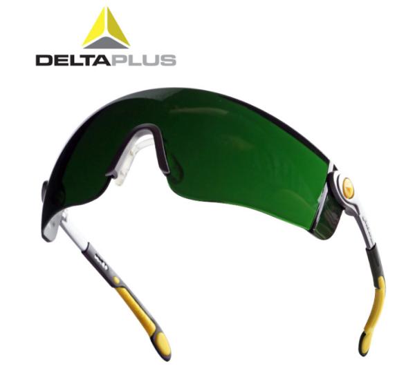 Kính DeltaPlus 101012 chuyên dùng làm kính hàn, kính đạp xe đạp, môi trường mài cắt, môi trường phòng thí nghiệm hàng chính hãng deltaplus tiêu chuẩn quốc tế
