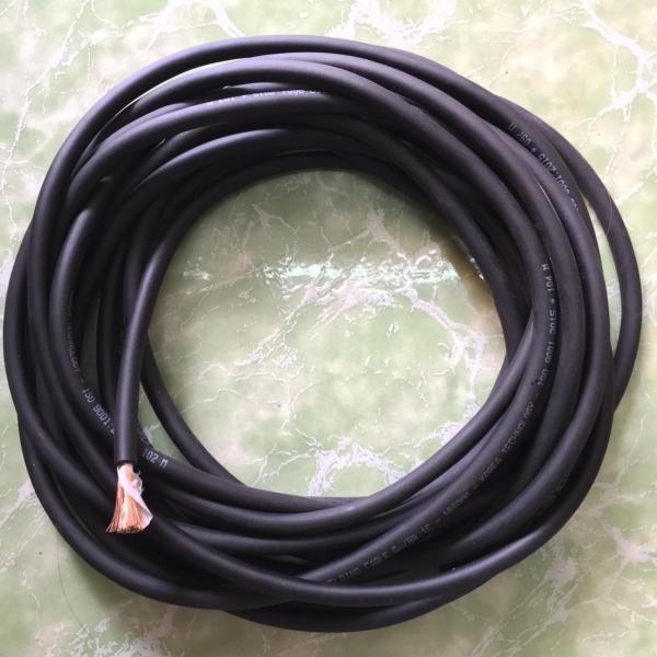 10 mét dây hàn 16, dây cáp hàn dùng cho máy hàn, dây cáp hàn quốc, máy hàn điện tử, cáp hàn điện, cáp hàn, dây hàn