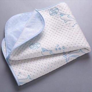 Tấm lót chống thấm cotton 4 lớp Việt Nam - Six 50x70 thumbnail