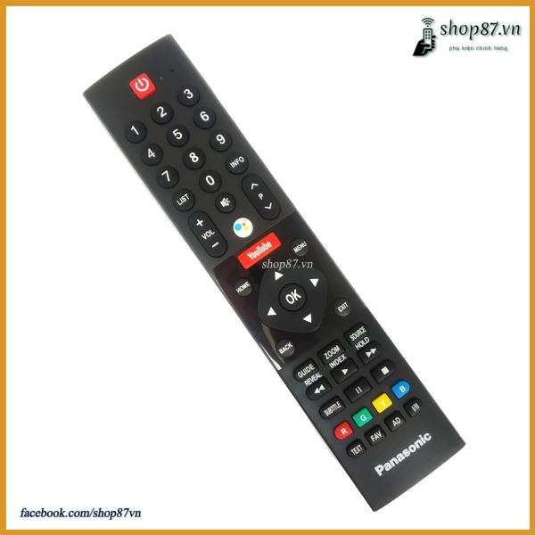 Bảng giá Điều khiển tivi Panasonic youtube giọng nói chính hãng